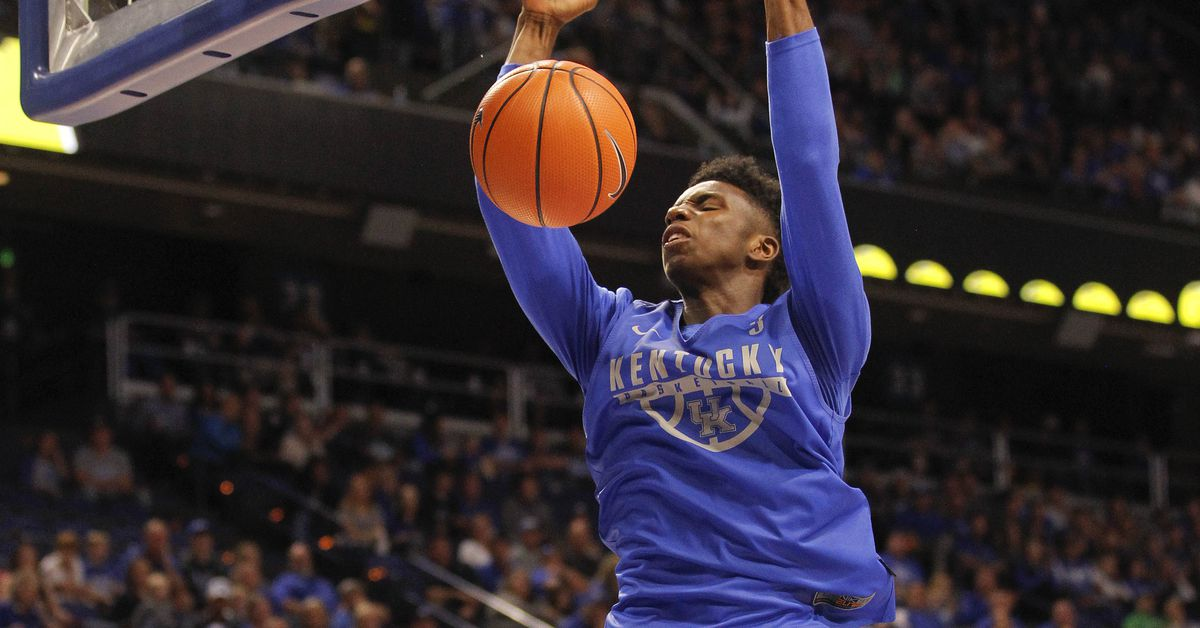 Uk Basketball: Kentucky Basketball: What We Learned From The Blue-White