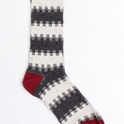 Happy Socks. $10-$12 also at Penelope's and Nordstrom Rack if that's more your thang.