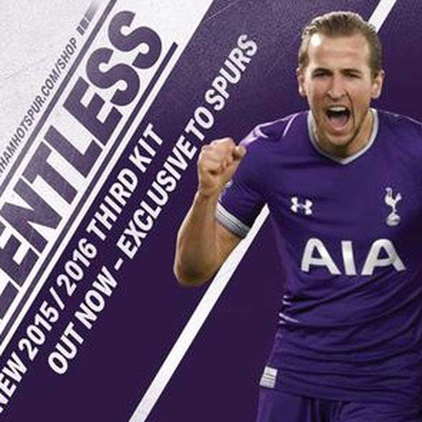 Tottenham reveals 2015-16 third kit  IT S PURPLE - Cartilage Free ... 7a5c0e3bf