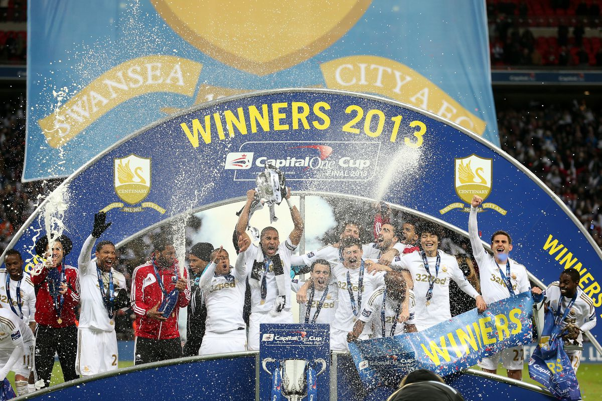 Swansea City are the defending champions of the Capital One (League) Cup