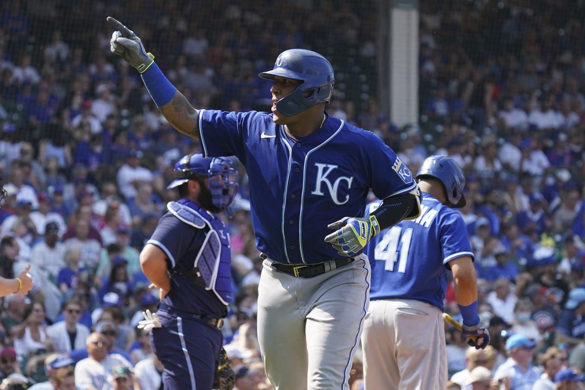 Kansas City Royals v Chicago Cubs
