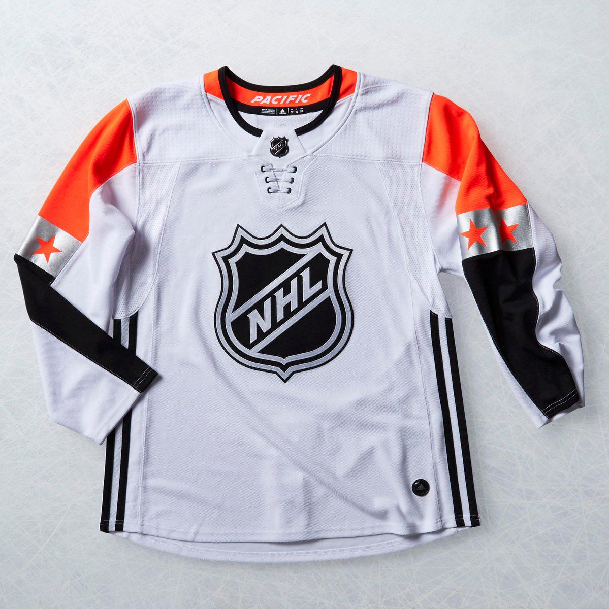 pacific division all star jersey