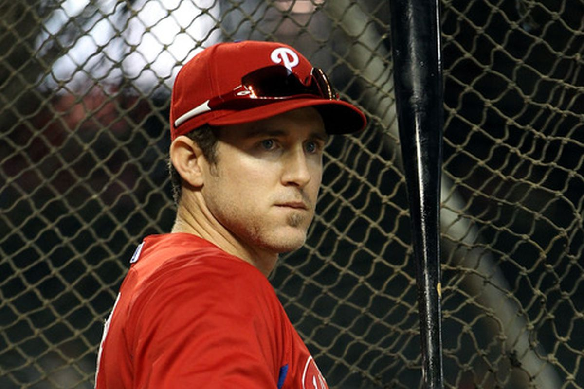 Chase Utley is busy playing baseball while Mac from It's Always Sunny in Philadelphia had to wait for a response to the letter he sent to Chase. In other news, MIley Cyrus was twerking Bashar al-Assad during Dennis Rodman's playdate with Kim Jong Un.