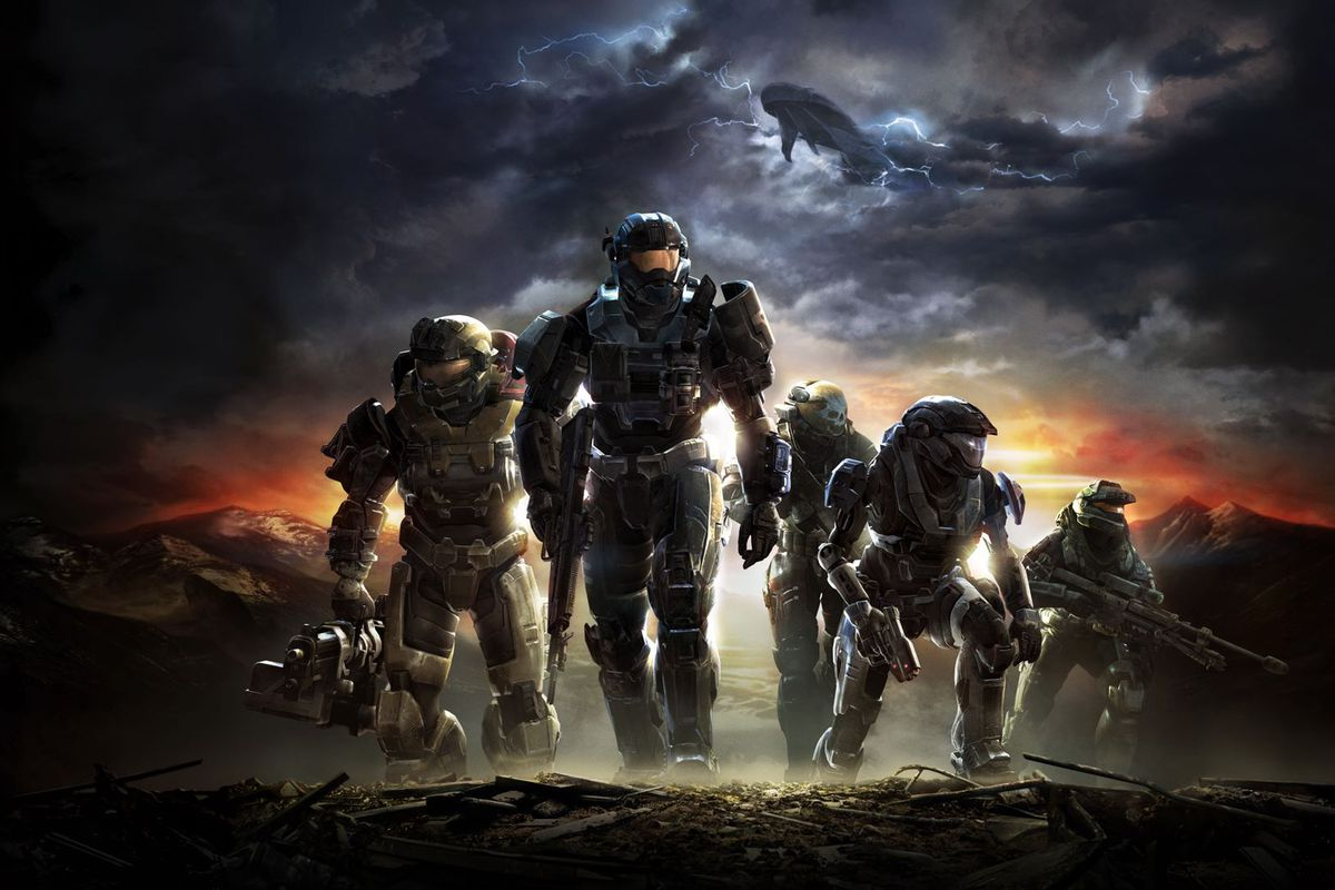 Halo Reach Coming To The Master Chief Collection Polygon