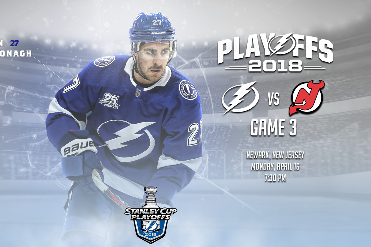 Game day thread and preview  Tampa Bay Lightning at New Jersey Devils 174b1f3cf