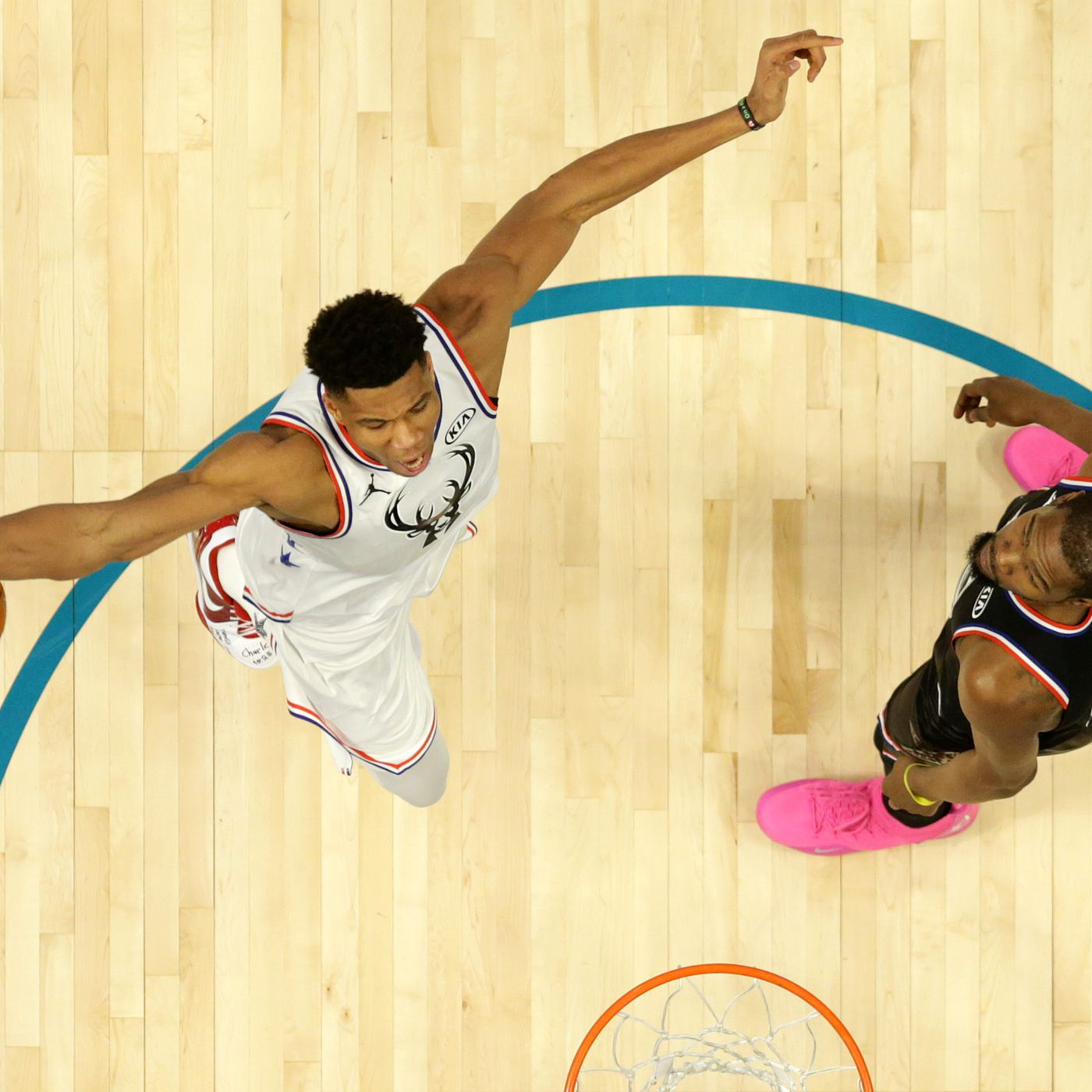 Nba All Star 2020 Update Giannis Antetokounmpo Leads East