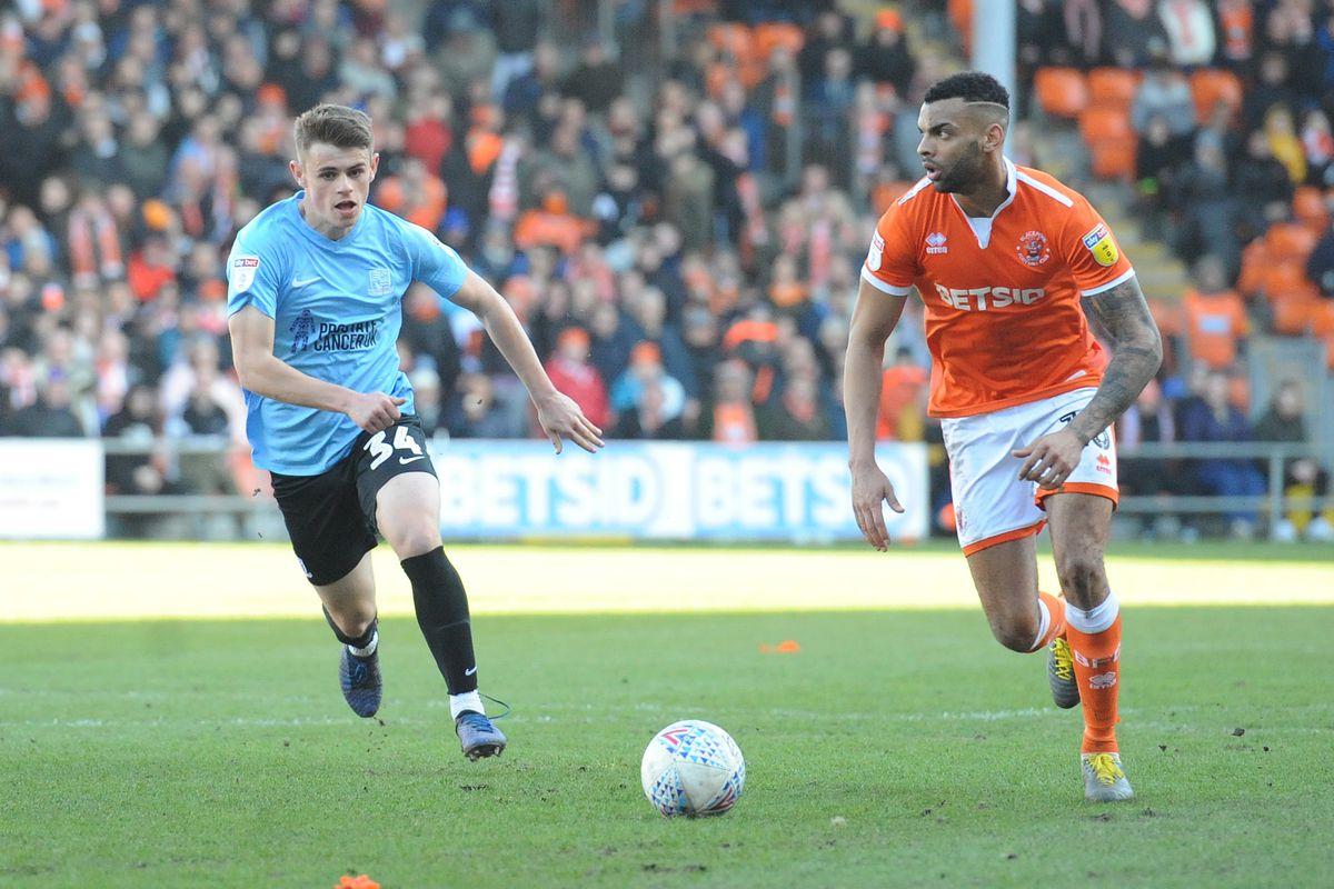 Blackpool v Southend United - Sky Bet League One