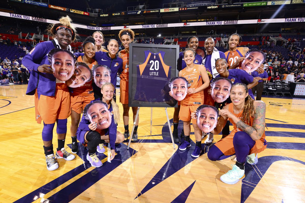 WNBA Season Review: Making sense of Phoenix Mercury's retrograde season