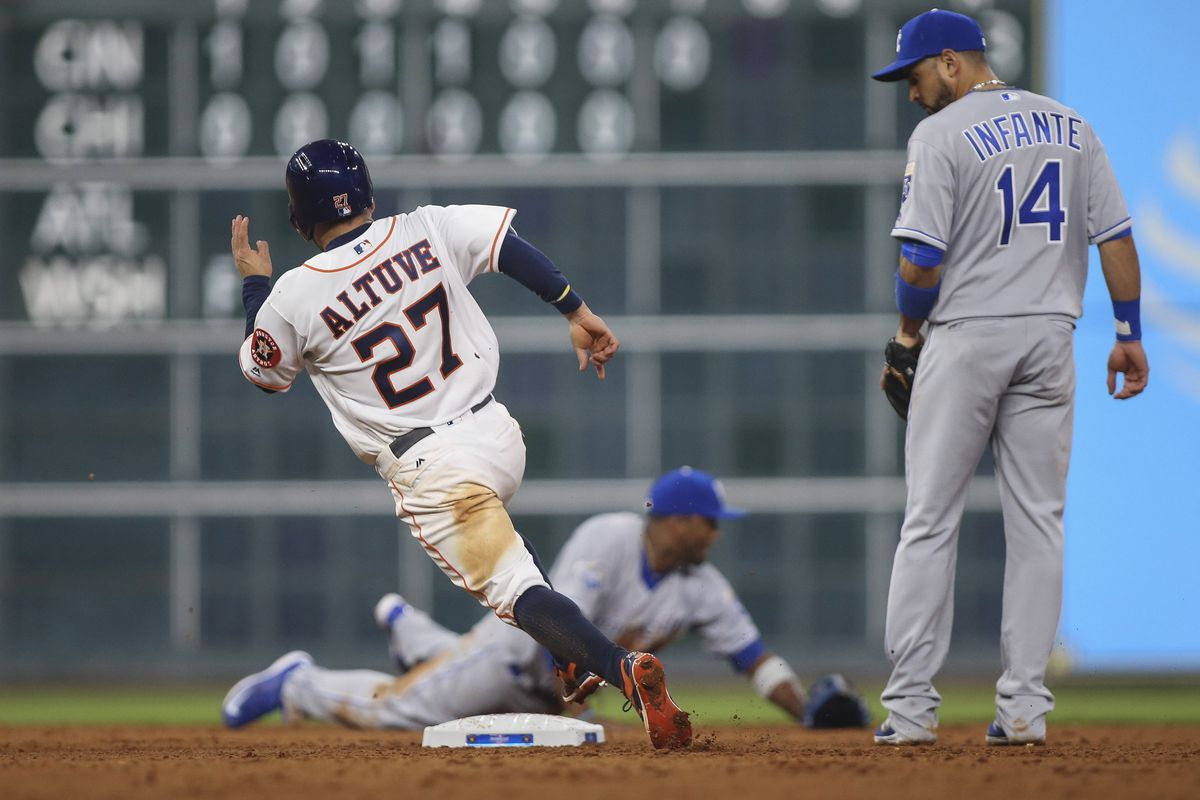 Jose Altuve and the Astros look to bounce back after a tough loss to the defending World Champs.