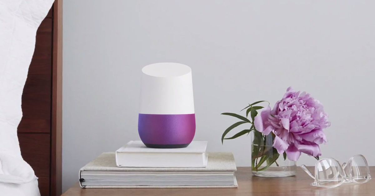 How to listen to Vox on your Google Home smart speaker 1