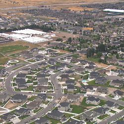 Residents in a Lehi neighborhood are concerned about the number of flies they are finding in their homes. They say it's due to the nearby mink farm.
