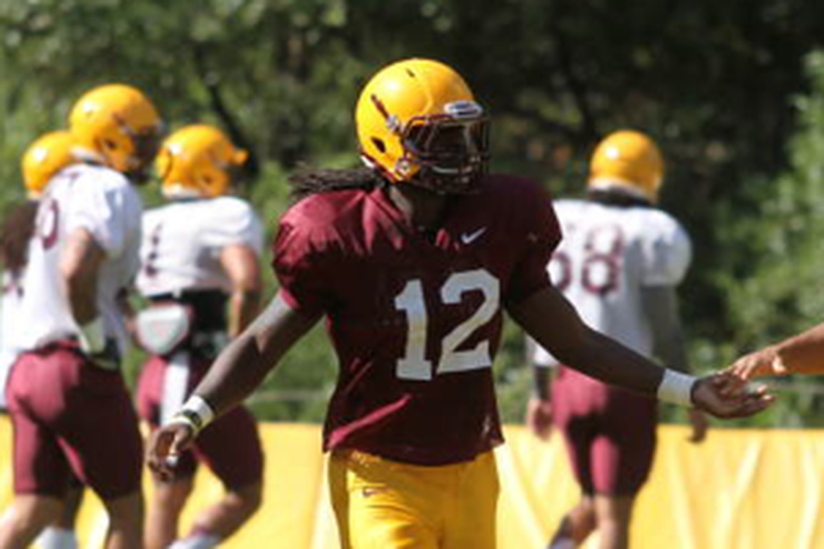 De'Marieya Nelson hopes to give the Sun Devils a boost on offense this season.