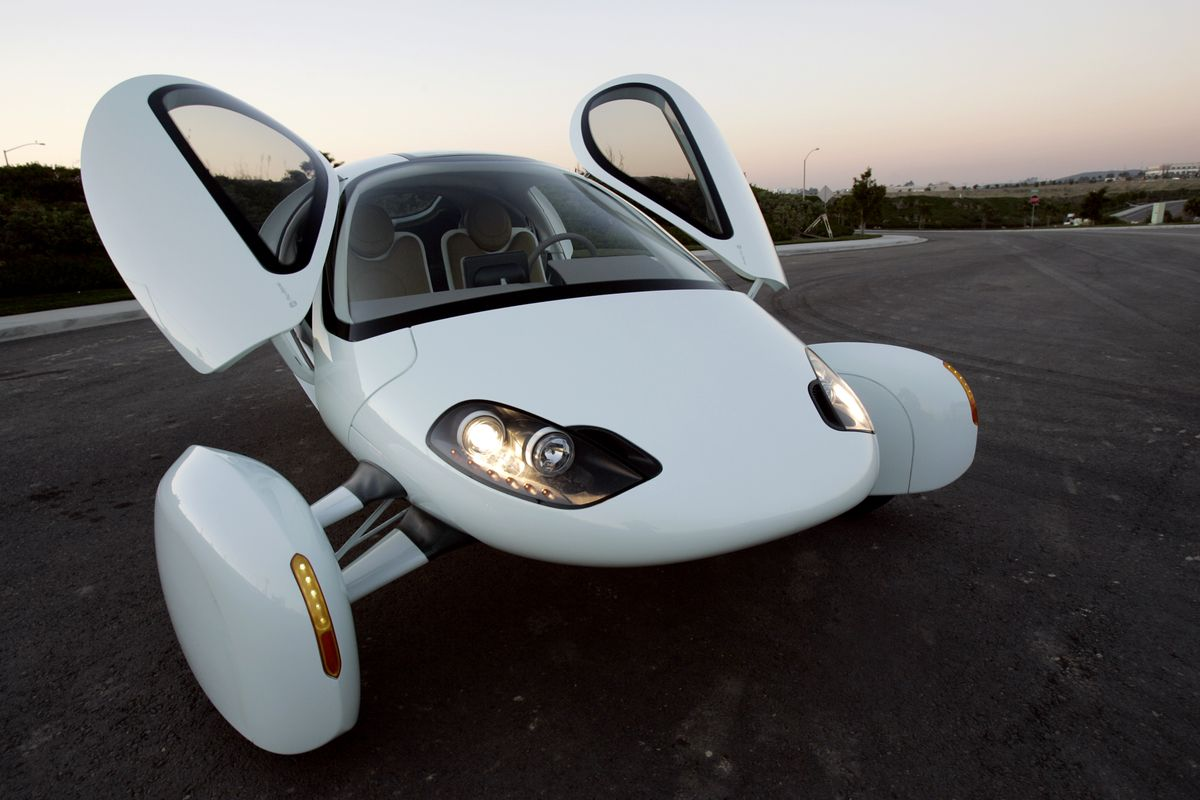 (CARLSBAD) – The Aptera Typ–1 was designed from the ground up as an electric vehicle, and later as