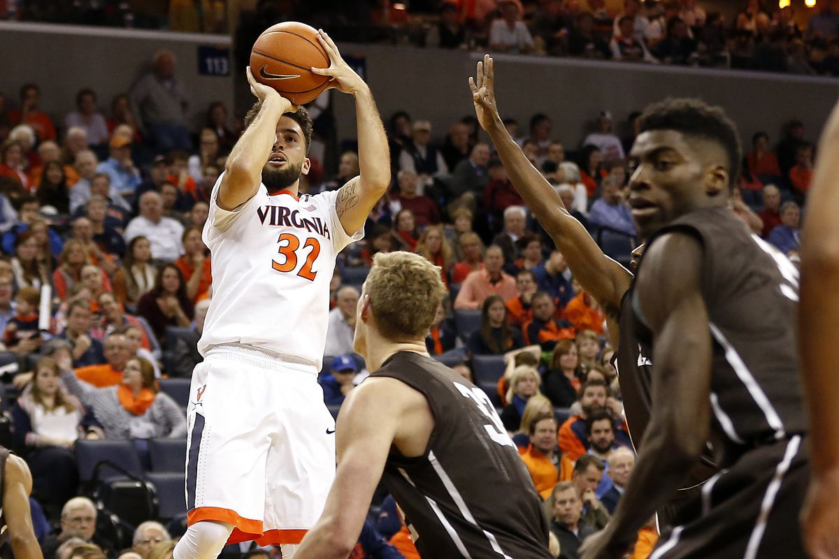 If Perrantes and the Hoos continue making their 3s, this game will go well.