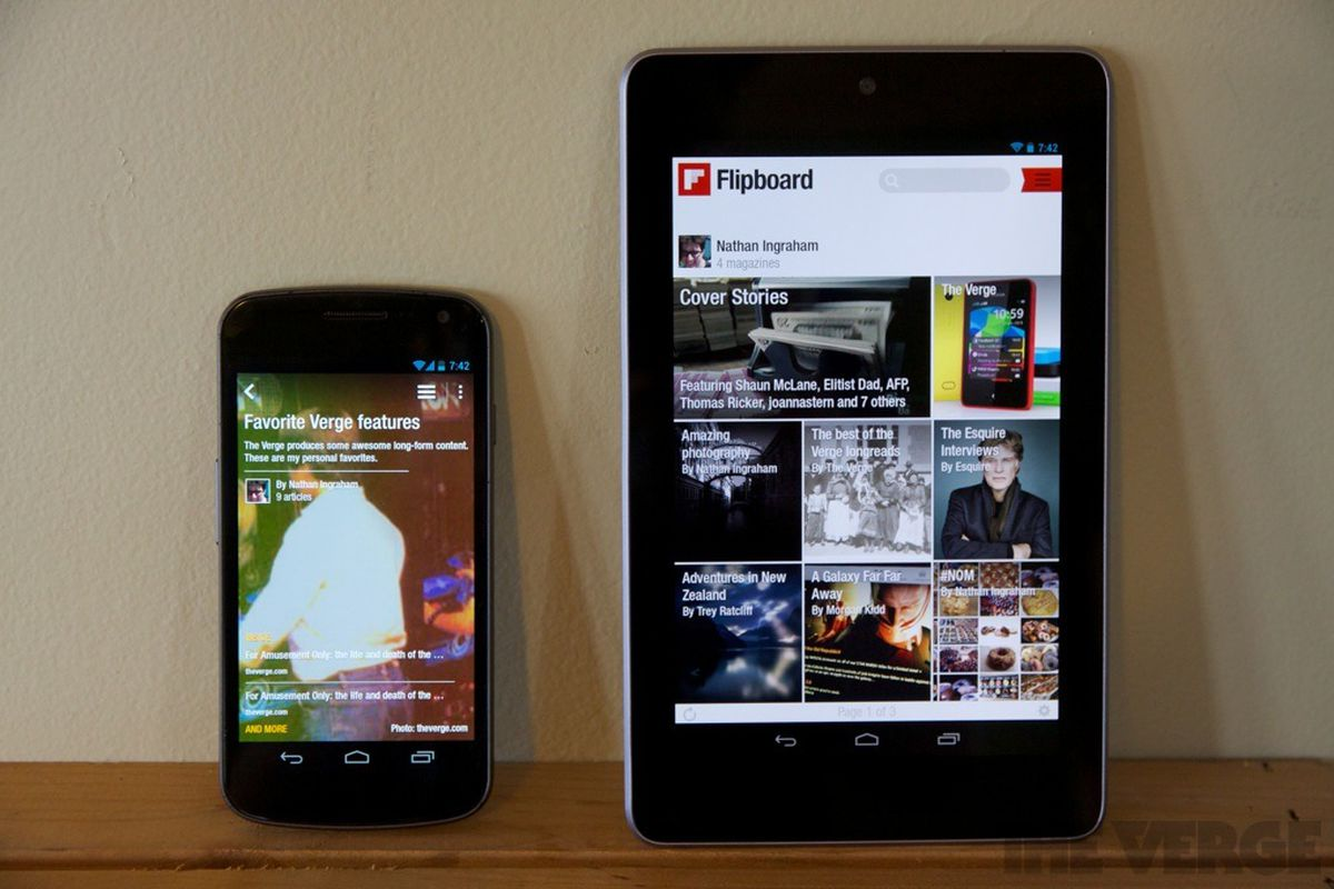 Flipboard 2.0 Android