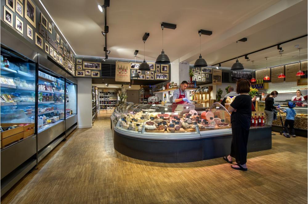 London's best Italian deli restaurants: The Italians