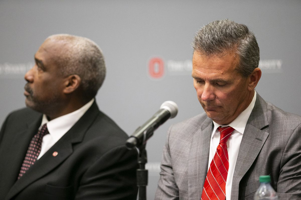 NCAA Football: Ohio State-Urban Meyer Press Conference