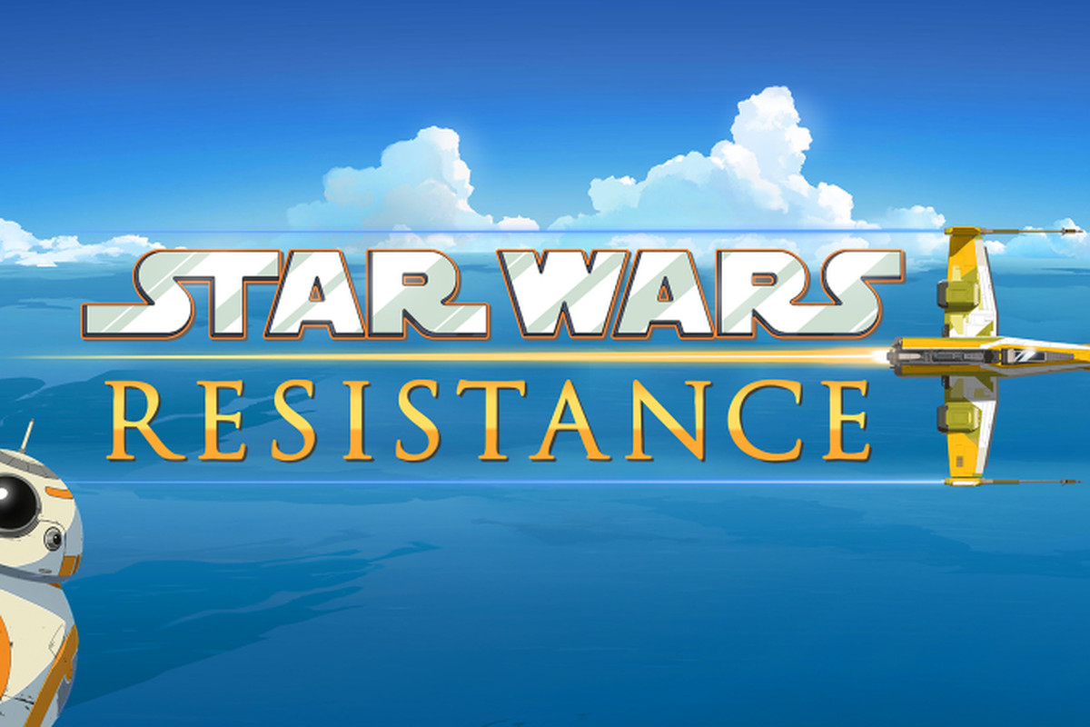 Star Wars Resistance will be the next animated Star Wars show - The