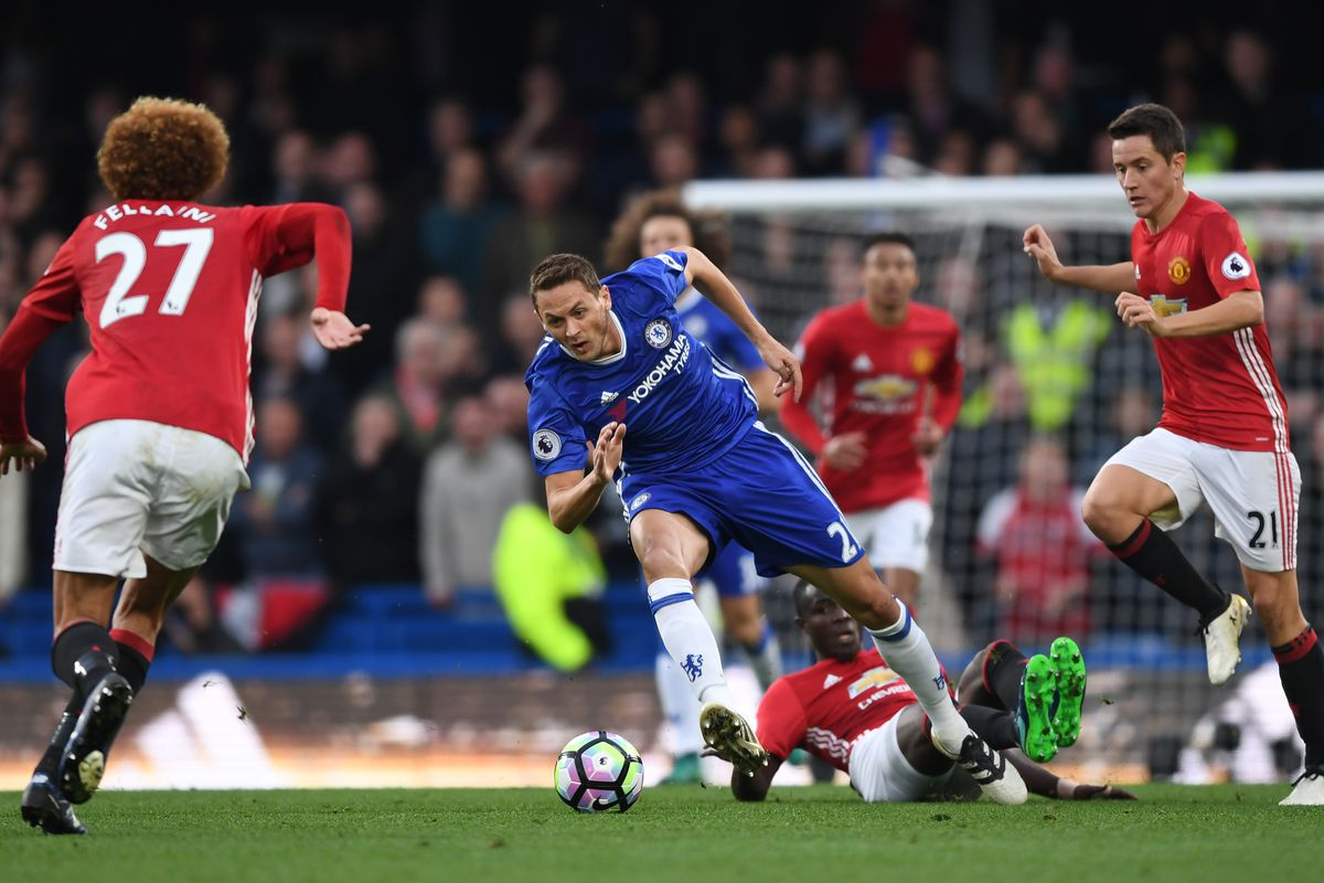 ficial Manchester United sign Nemanja Matić from Chelsea We