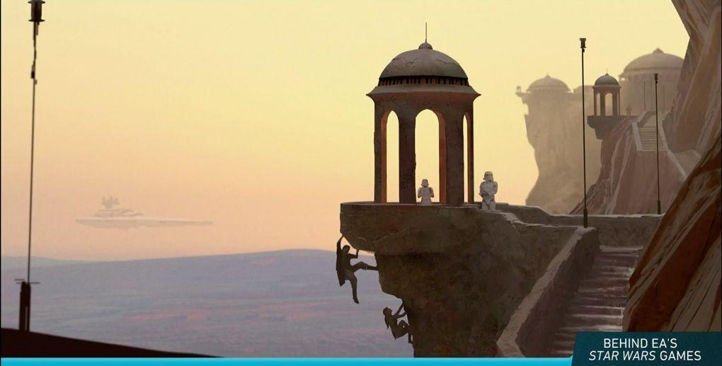 Untitled Visceral Star Wars game