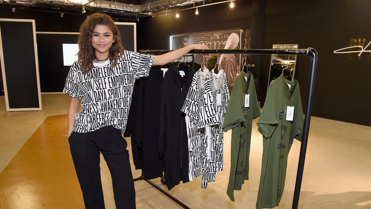 f01d34a839a8 Zendaya's New Clothing Line Is as Woke as She Is - Racked