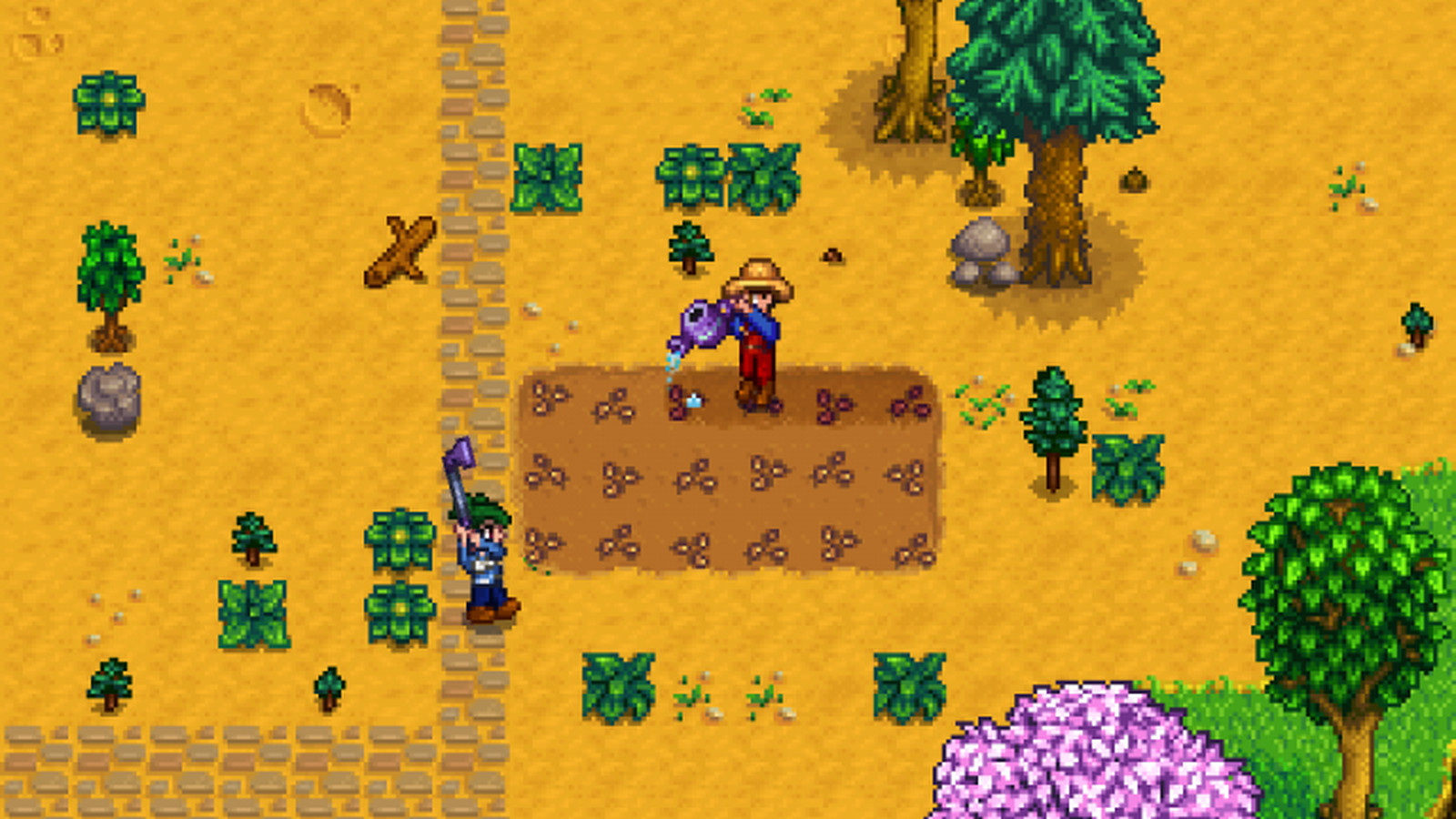 Stardew Valley S Multiplayer Lets You Marry Your Friends