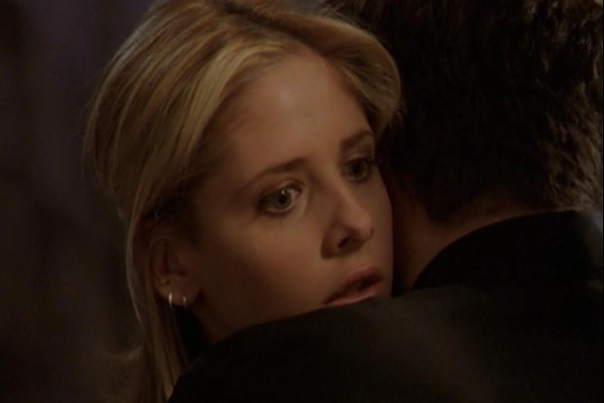Sarah Michelle Gellar on Buffy the Vampire Slayer