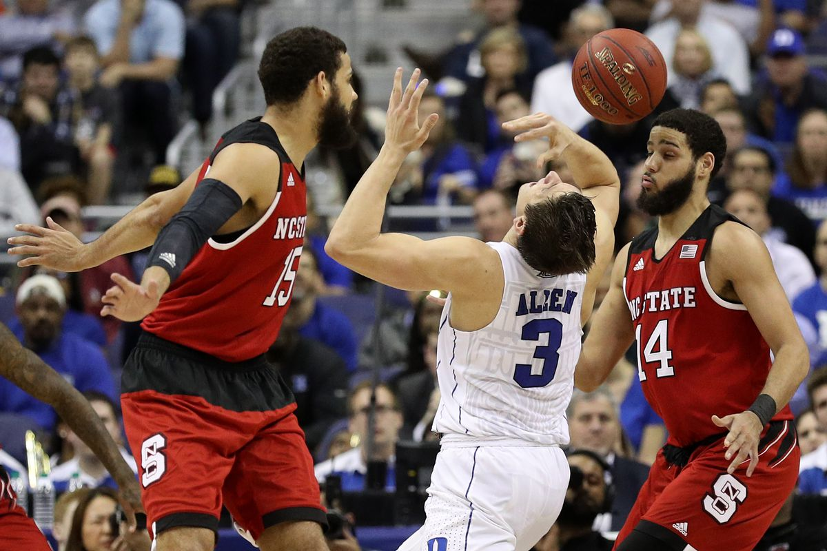 Tom Suiter has been on   the Triangle sports scene from Bob McAdoo and David Thompson to Grayson Allen.