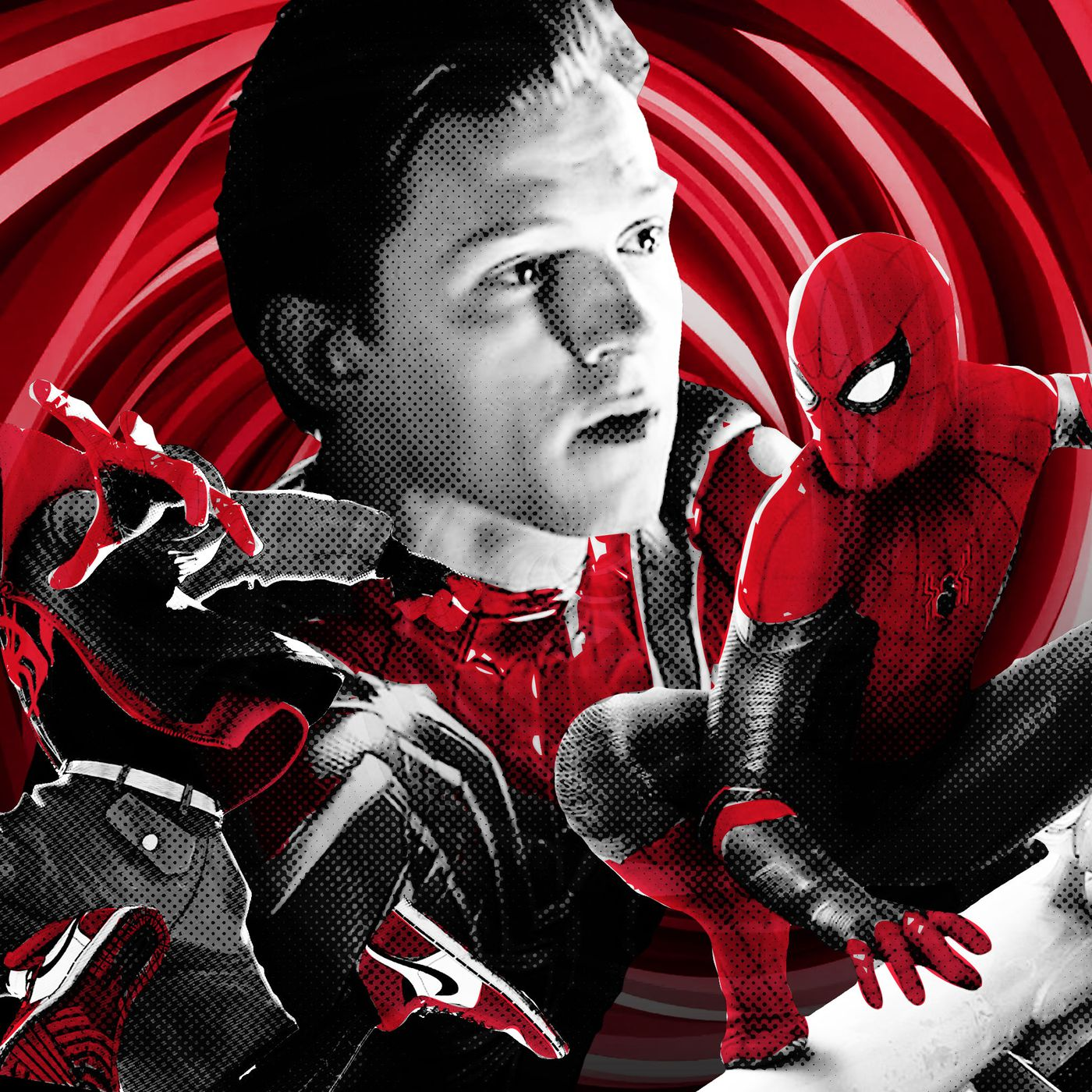 Spider-Man: Far From Home' Is Taking Us Into the Multiverse—and the Next  Phase of Marvel's Plan - The Ringer