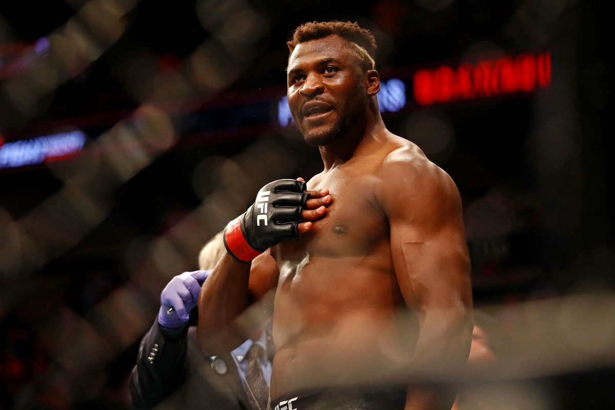 Frustrated Francis Ngannou wants UFC to book him a fight — 'This sucks'