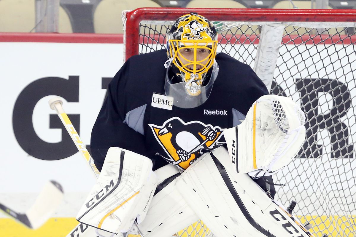 Marc-Andre Fleury reportedly waives no-move clause for expansion draft