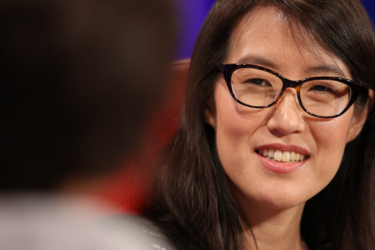 Ellen Pao Speaks I Am Now Moving On Recode