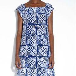 "<a href=""http://uscheckout.apc.fr/browse.cfm/4,2192.html?nav=women""> A.P.C. Tribal silk dress</a>, $248.50 apc.fr"