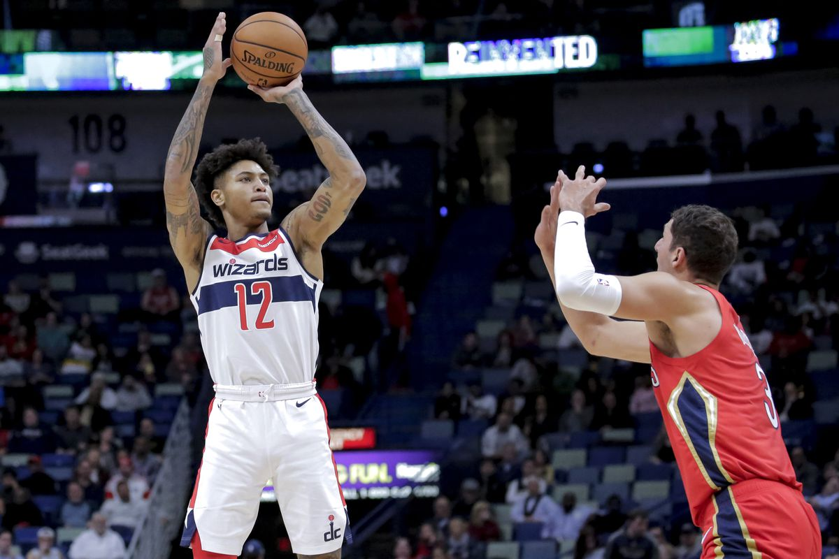 Report  Suns trade Trevor Ariza to Wizards for Kelly Oubre Jr. and Austin  Rivers 89b824526