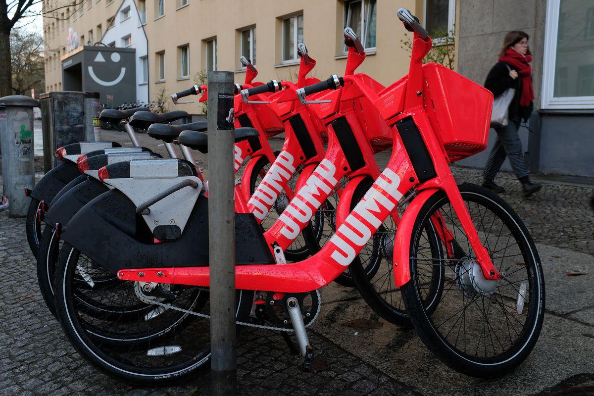 Jump Electric Bikes