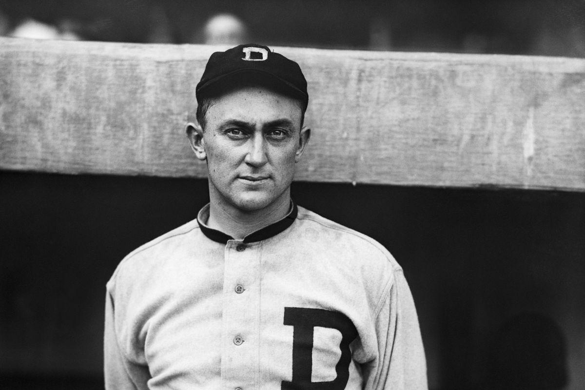 Baseball Player Ty Cobb