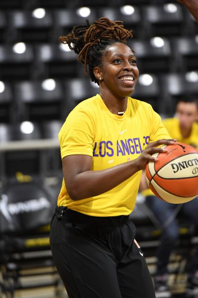 Connecticut Sun v Los Angeles Sparks - Game Three