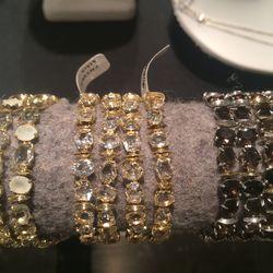 Bracelets, $1,425