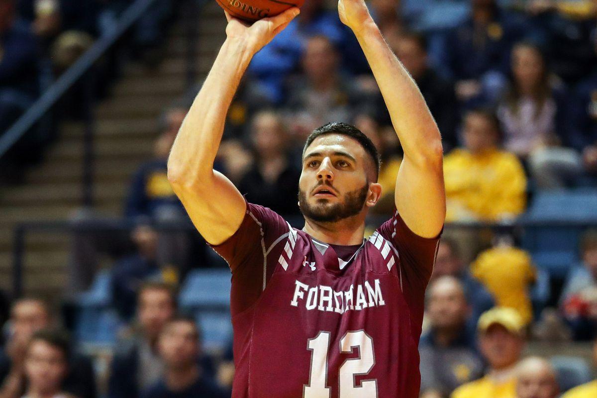 NCAA Basketball: Fordham at West Virginia