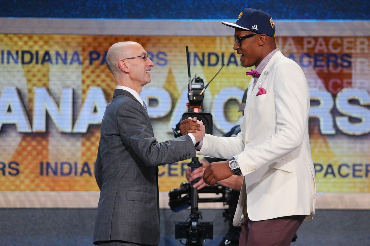 The Pacers first round pick is looking impressive!