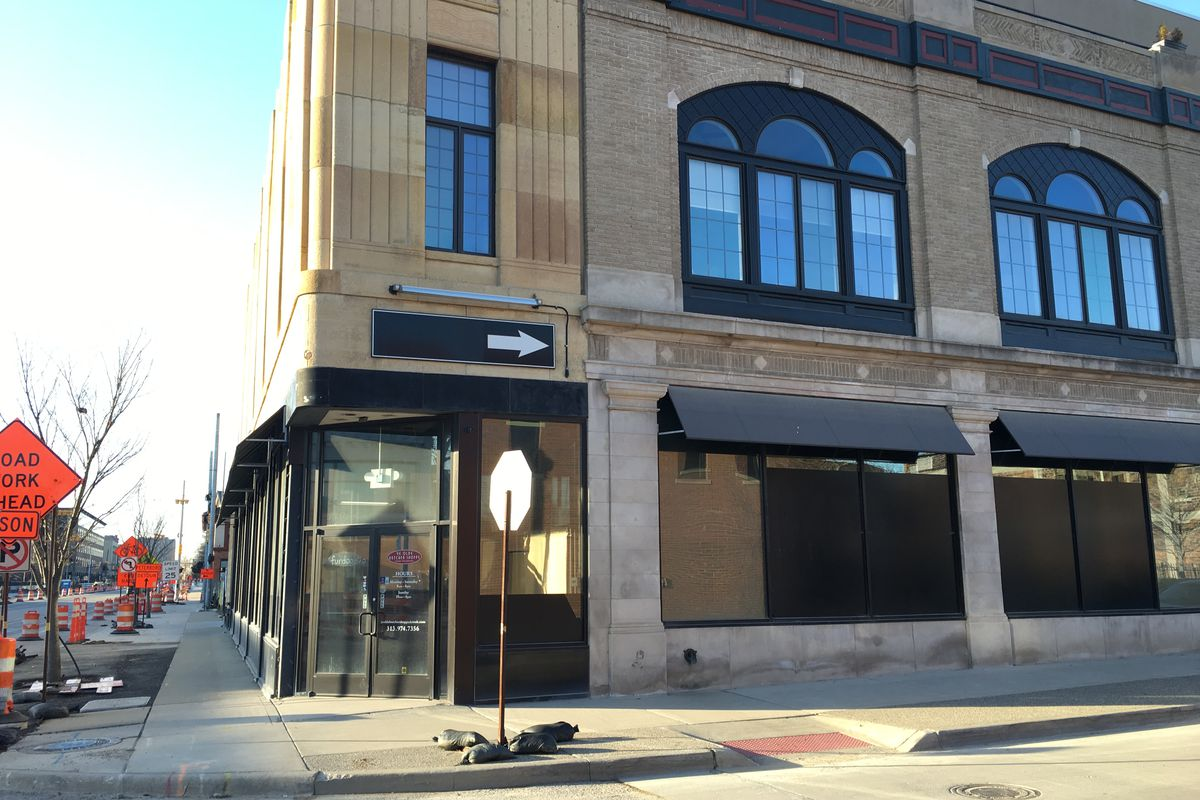 New order coffee roasters lands in former ye olde butcher for Order of building a house