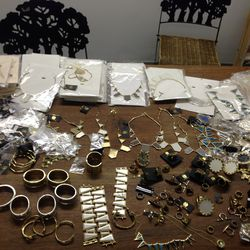 House of Harlow 1960 jewelry starting at $20
