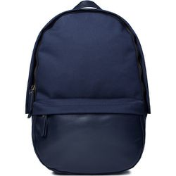 """<strong>Haerfest</strong> Capsule Backpack in Navy, <a href=""""http://www.barneys.com/on/demandware.store/Sites-BNY-Site/default/Product-Show?pid=00505032303780&q=Haerfest&index=3"""">$395</a> at Barneys"""