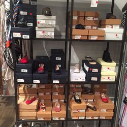 Kid's shoes are 80% off