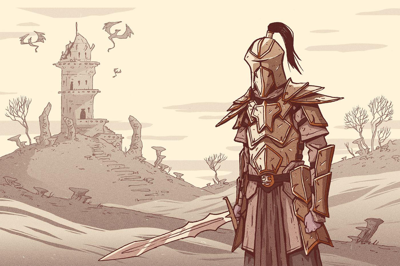 Morrowind: An oral history - Polygon