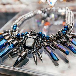 "<b>Assad Mounser</b> Crawford Necklace, <a href=""http://owennyc.com/shop-women/women/women-jewelry/crawford-necklace.html"">$895</a>"
