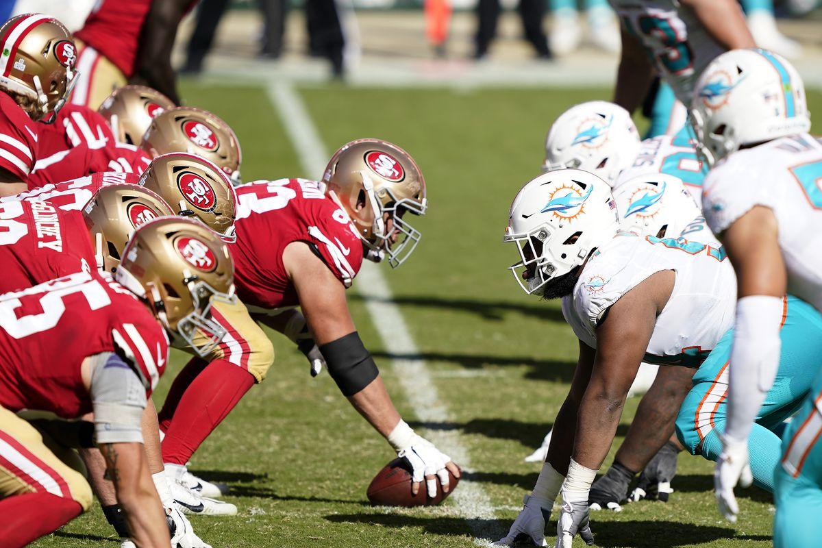 Miami Dolphins v San Francisco 49ers
