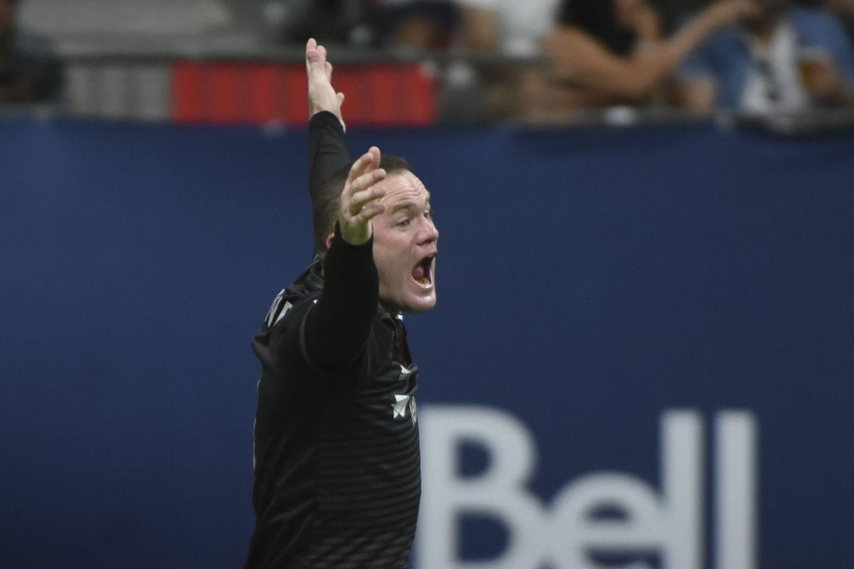 MLS: D.C. United at Vancouver Whitecaps FC