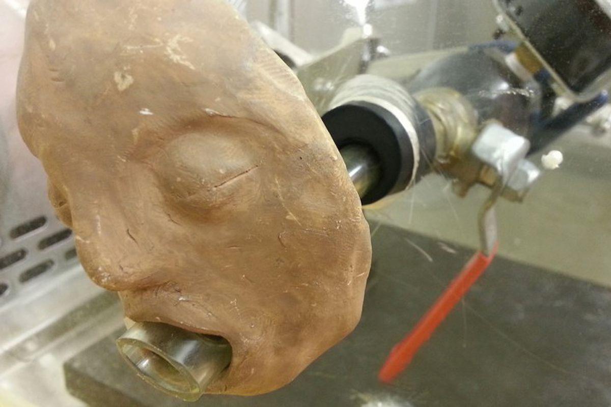 Behold: NC State's human vomit simulation machine.