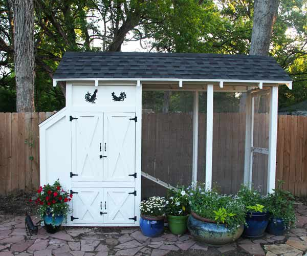 10 Ways To Build A Better Chicken Coop This Old House